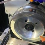 Vitrified diamond grinding wheels for PCD & PCBN tools
