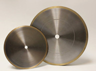 metal bond diamond cutting blade