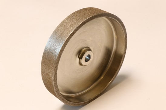 Electroplated CBN Wheel