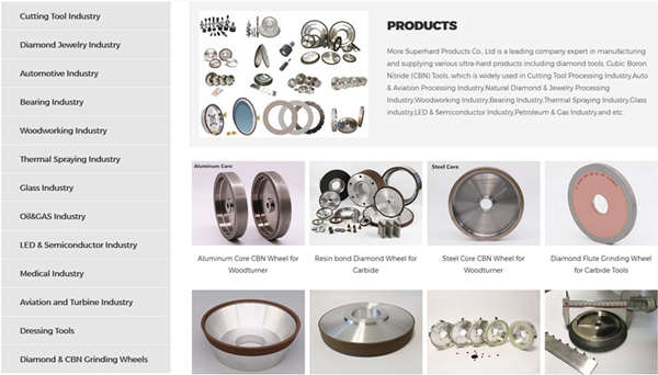 Resin diamond grinding wheel