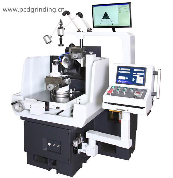 PCD machine