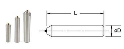 single point diamond dresser