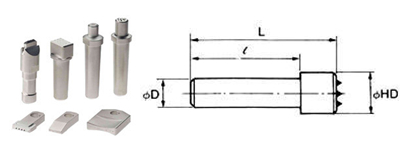 multi point diamond dresser