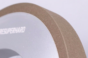 resin diamond wheel for pcd drill bits
