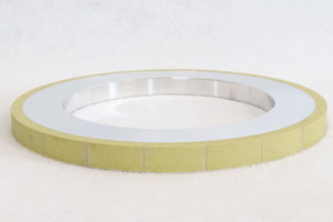 vitrified diamond wheel for pdc cutter