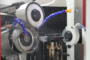 dressing vitrified diamond wheel