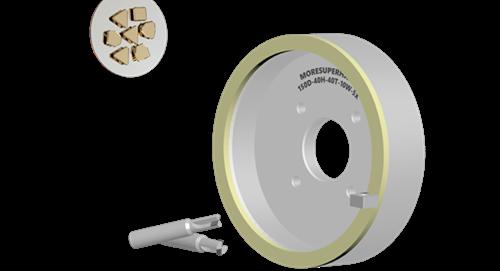 6a2 diamond cup wheels