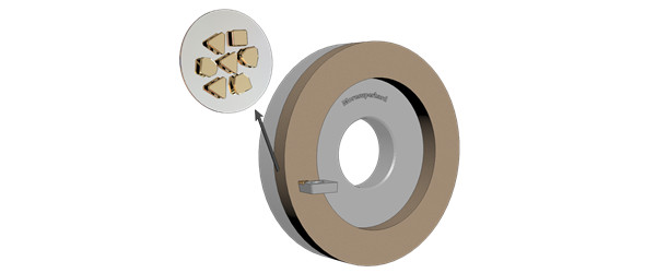 diamond grinding wheels for single crystal diamond tools